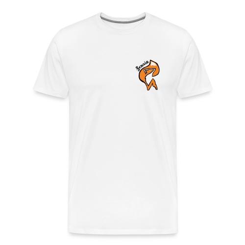 Foxxie Logo - Men's Premium T-Shirt