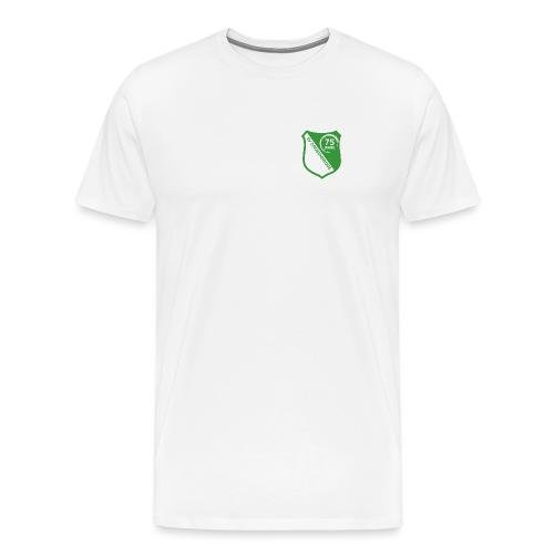 SVG Logo 75 Jubi - Männer Premium T-Shirt