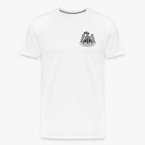 Swedish Magpies - Premium-T-shirt herr
