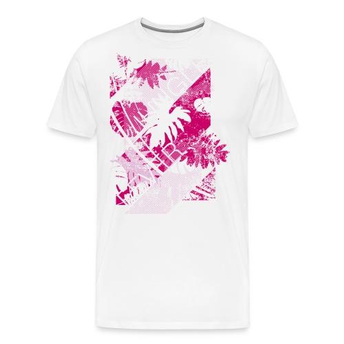 Jungle Fever Print - Maglietta Premium da uomo
