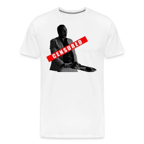 CENSURED - Maglietta Premium da uomo