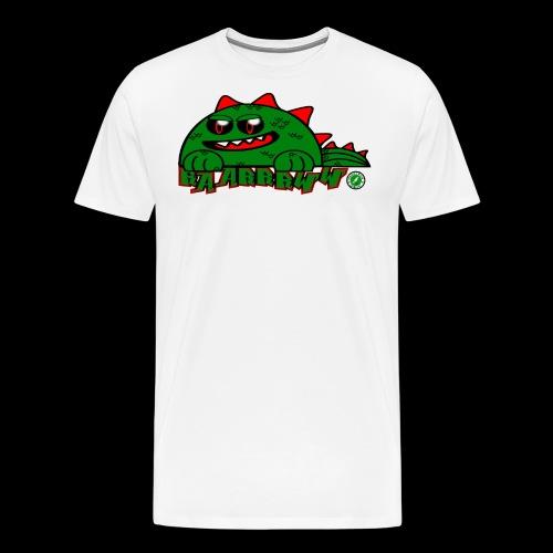 Snapback Raarrrww - Männer Premium T-Shirt