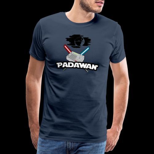 Padawan Noir - T-shirt Premium Homme