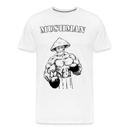 4 - T-shirt Premium Homme