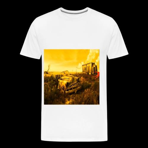 COD 4 - T-shirt Premium Homme