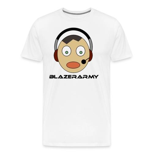Blazerarmy Merch - Männer Premium T-Shirt