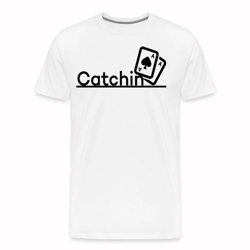 Catchin DoubleCards - Mannen Premium T-shirt
