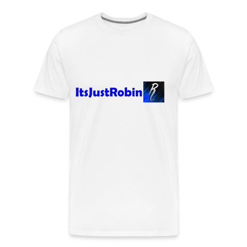 Eerste design. - Men's Premium T-Shirt