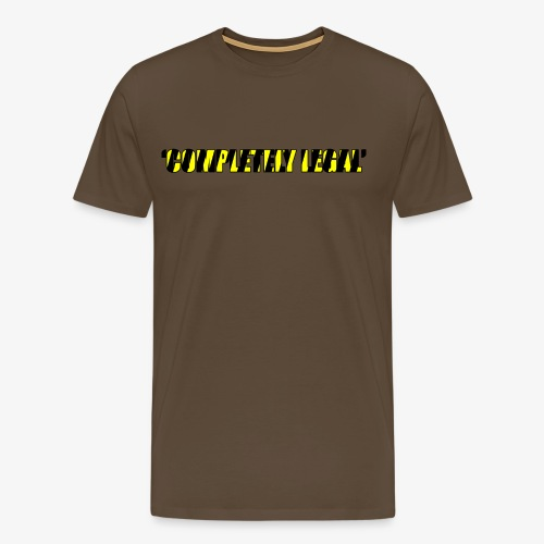 Hoodie Completely Legal - Men's Premium T-Shirt
