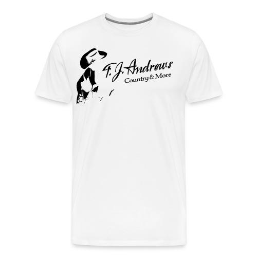 TJA big black png - Männer Premium T-Shirt