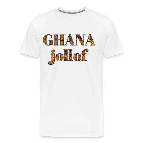 ghana jollof - Men's Premium T-Shirt