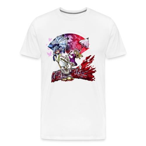 Karaté à mort - T-shirt Premium Homme