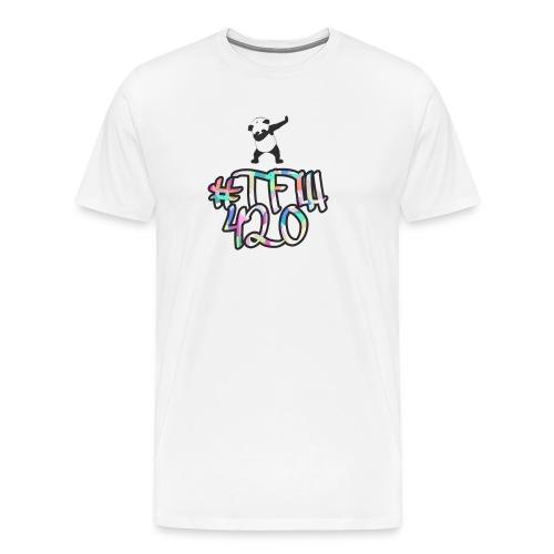 #TFW 420 - Maglietta Premium da uomo