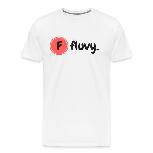 Fluvy Basic - T-shirt Premium Homme