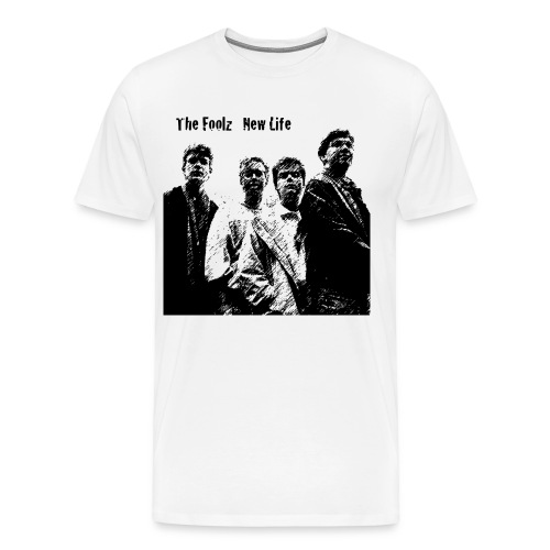 The Foolz New Life - Premium-T-shirt herr