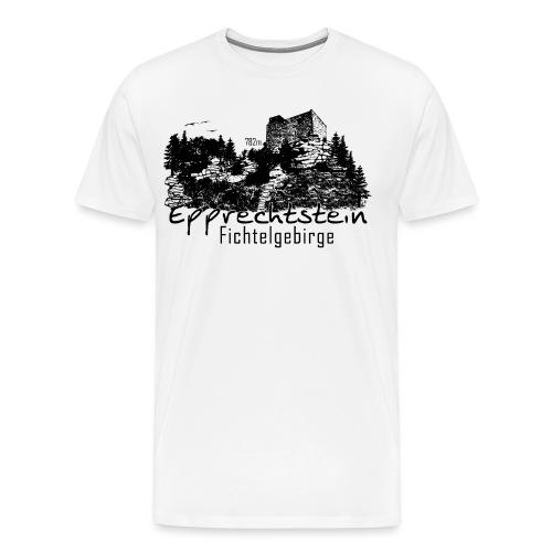 Epprechtstein Fichtelgebirge Fichtelshirt - Männer Premium T-Shirt