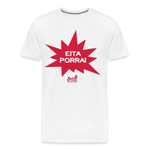 Brasil Eita Porra - Men's Premium T-Shirt