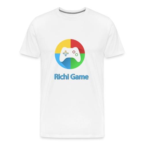 richi game magliette - Maglietta Premium da uomo