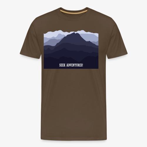 seekadventures - Men's Premium T-Shirt