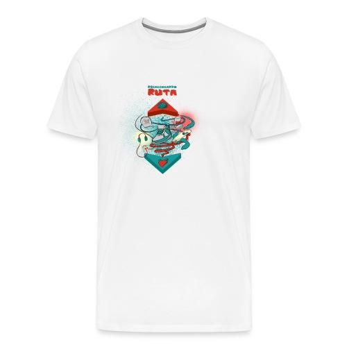 Recalculando Ruta - Camiseta premium hombre