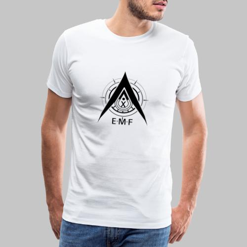EMF-Logo-black - Men's Premium T-Shirt