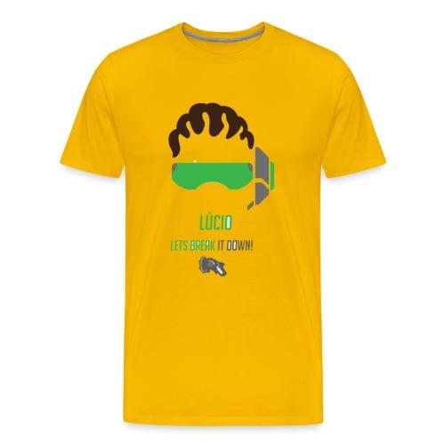Lucio - Mannen Premium T-shirt