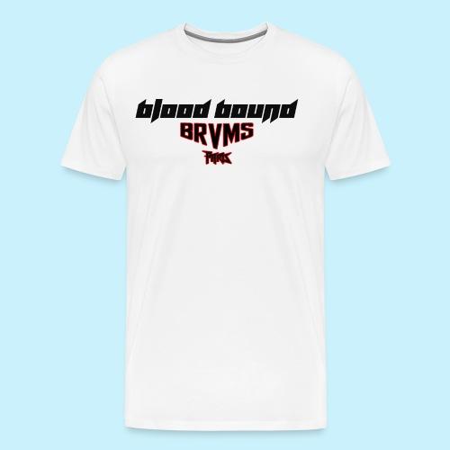 Blood Bound - BRVMS - Paris - T-shirt Premium Homme