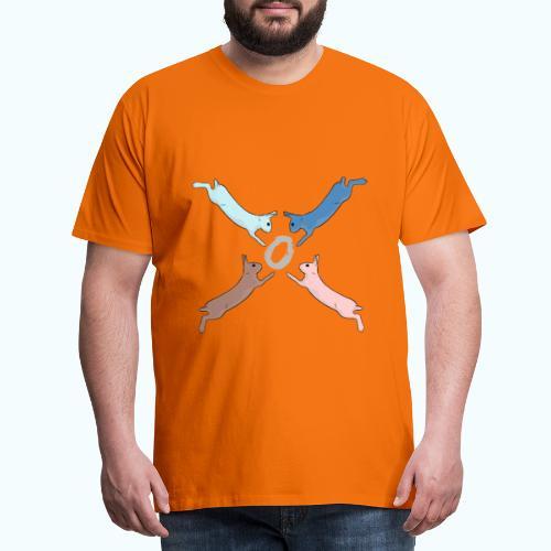 Easter - Men's Premium T-Shirt