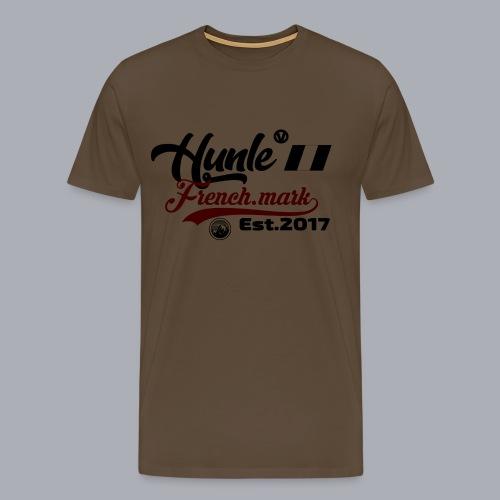 Hunle original 1 - T-shirt Premium Homme