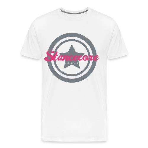 stancecoreapparell png - Männer Premium T-Shirt