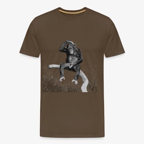 Monkey Music - Men's Premium T-Shirt