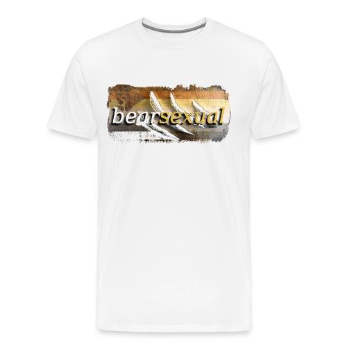 bearsexual - Männer Premium T-Shirt