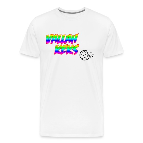 Vallahkeks - Männer Premium T-Shirt