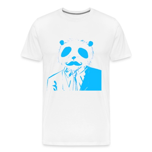BluePanda Logo - Men's Premium T-Shirt