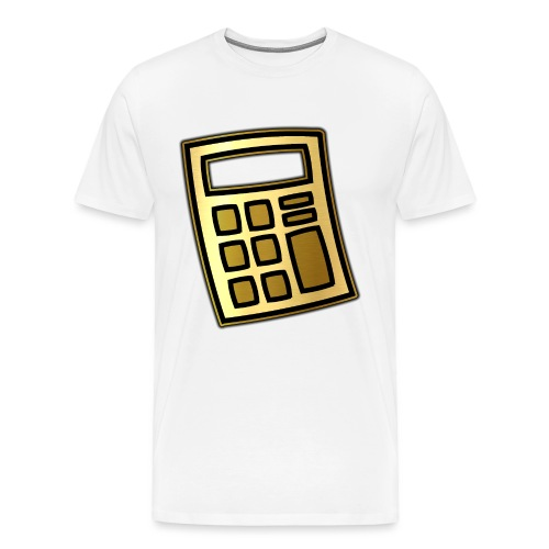 zakrekenmachine - Men's Premium T-Shirt