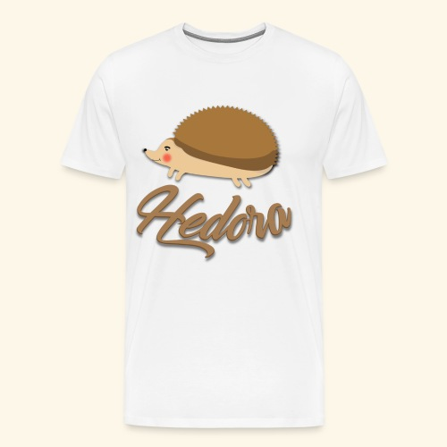 Logo Hedora - T-shirt Premium Homme