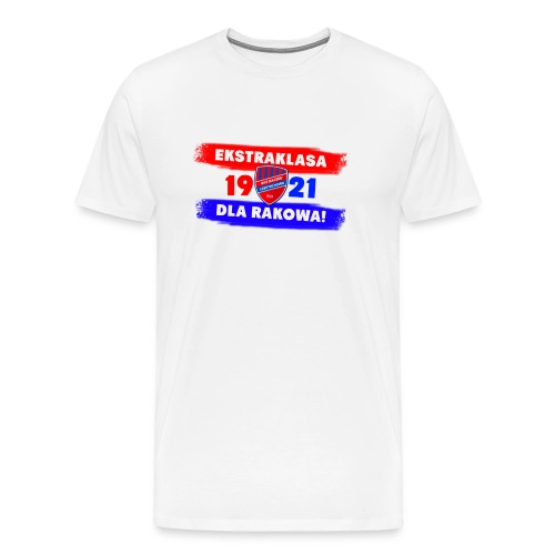 1921 Ekstraklasa dla Rakowa - Koszulka męska Premium