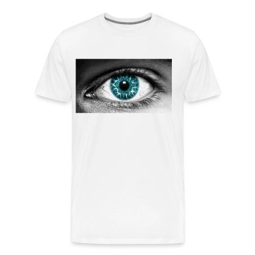 eyes_2 - Mannen Premium T-shirt