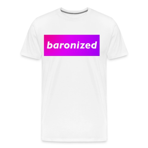 baronized - Männer Premium T-Shirt