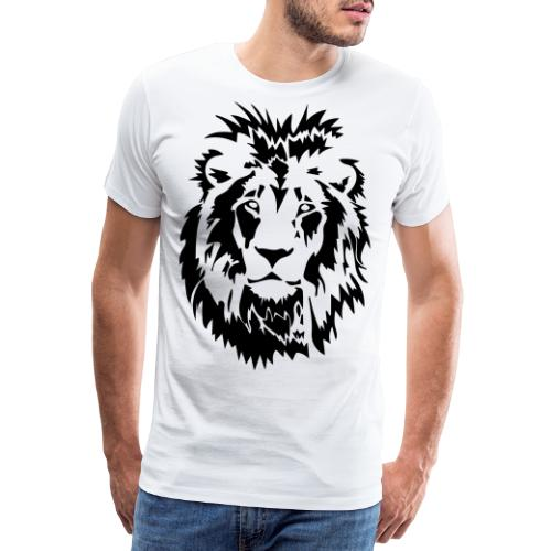 Løve - Men's Premium T-Shirt