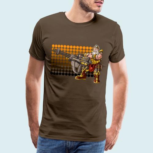 rage dwarf - Maglietta Premium da uomo
