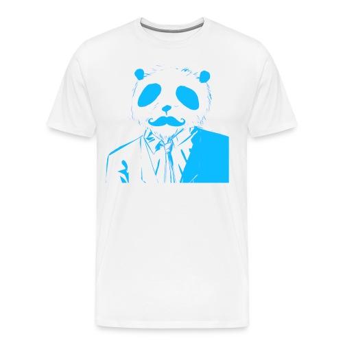 BluePanda Logo - Men's Premium T-Shirt