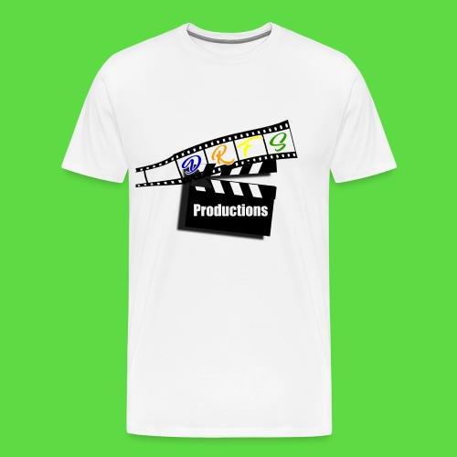 DRFS Productions - Mannen Premium T-shirt