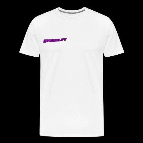 @freex_tv - Premium-T-shirt herr