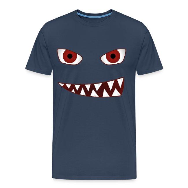 smiling devil emoticon grinning red demon