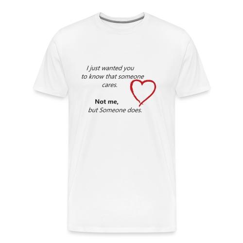 0002 - Men's Premium T-Shirt