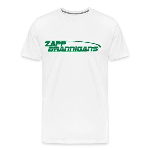 zappbrannigans-logo01 - Männer Premium T-Shirt