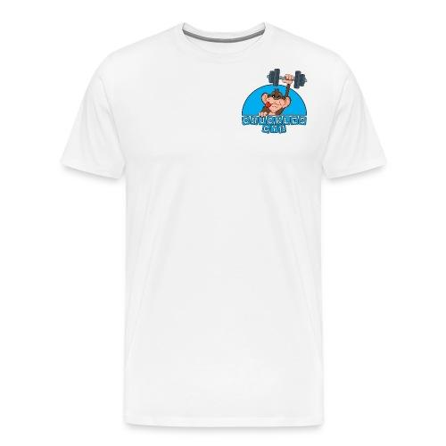 Chuckles Gym - Men's Premium T-Shirt
