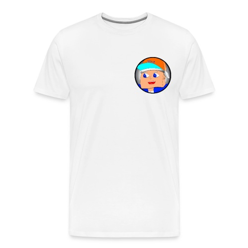 MusikProfil png - Männer Premium T-Shirt