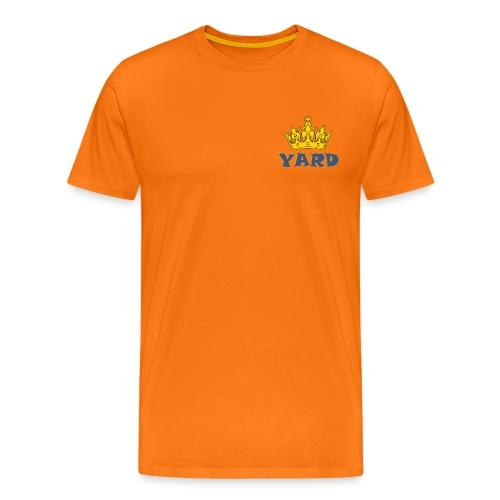 YARD king - Mannen Premium T-shirt